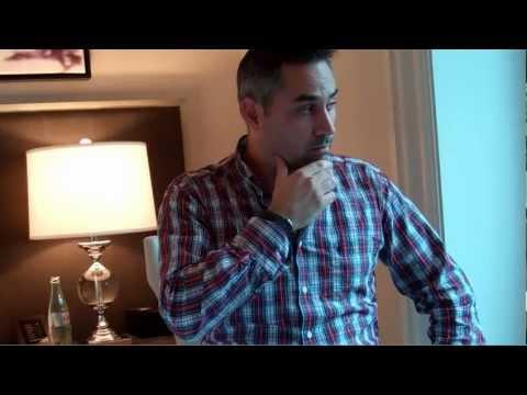 Alex Garland Dredd Interview - TIFF 2012