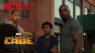 Marvel's Luke Cage: Season 2 | Clip: Luke Cage Carries the Weight of Harlem [HD] | Netflix