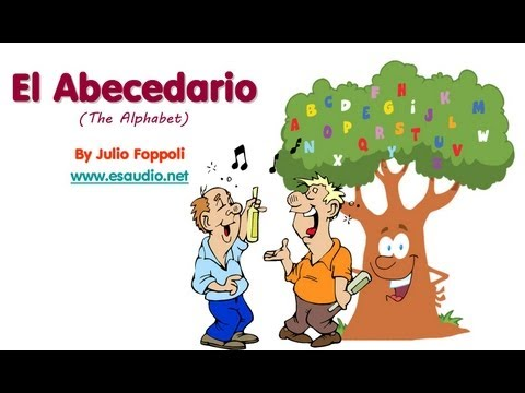 El Abecedario - The Spanish Alphabet