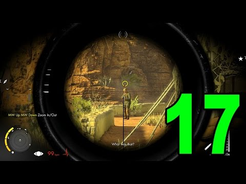 Sniper Elite III - Part 17 (Let's Play / Walkthrough / Playthrough on PC)