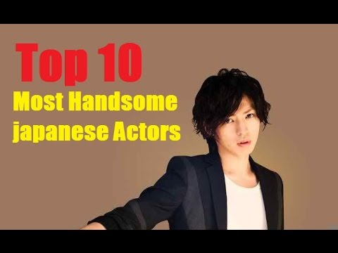 Top 10 Most Handsome Japanese Actors 2016-2017!!