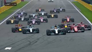 2017 Belgian Grand Prix | Race Highlights