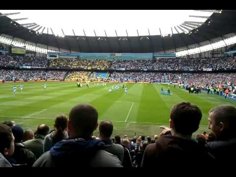 Manchester city vs Norwich | build up | 19.5.13