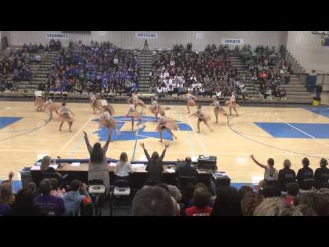 DanceFullOut13 - Chaska Dance Team Jazz 2014