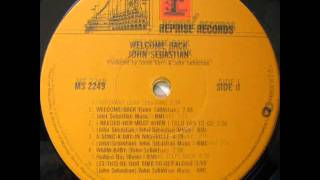 John Sebastian - Welcome Back
