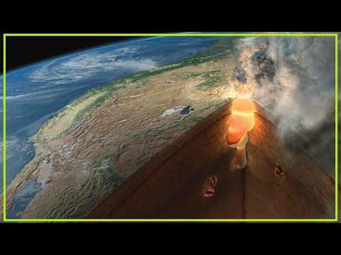 El gran desastre de California y Yellowstone