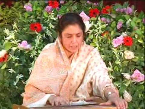 Shri Ram Sharnam Gohana- Bhajan -maine Raam Naam Dhan Paya(bhabhi Maa) - Navin Aggarwal (nick) video