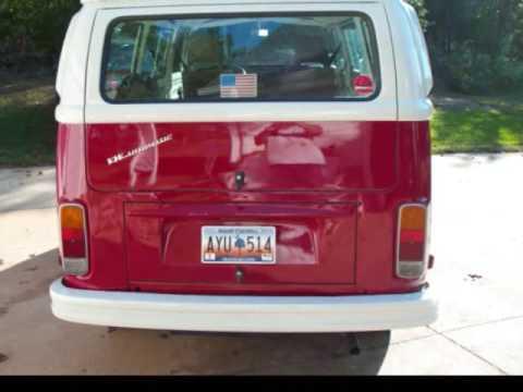 1979 Volkswagen Microbus Restoration