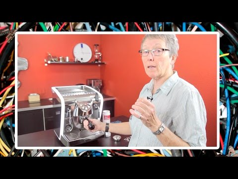How To Backflush A Nuova Simonelli Musica  | Morning Maintenance