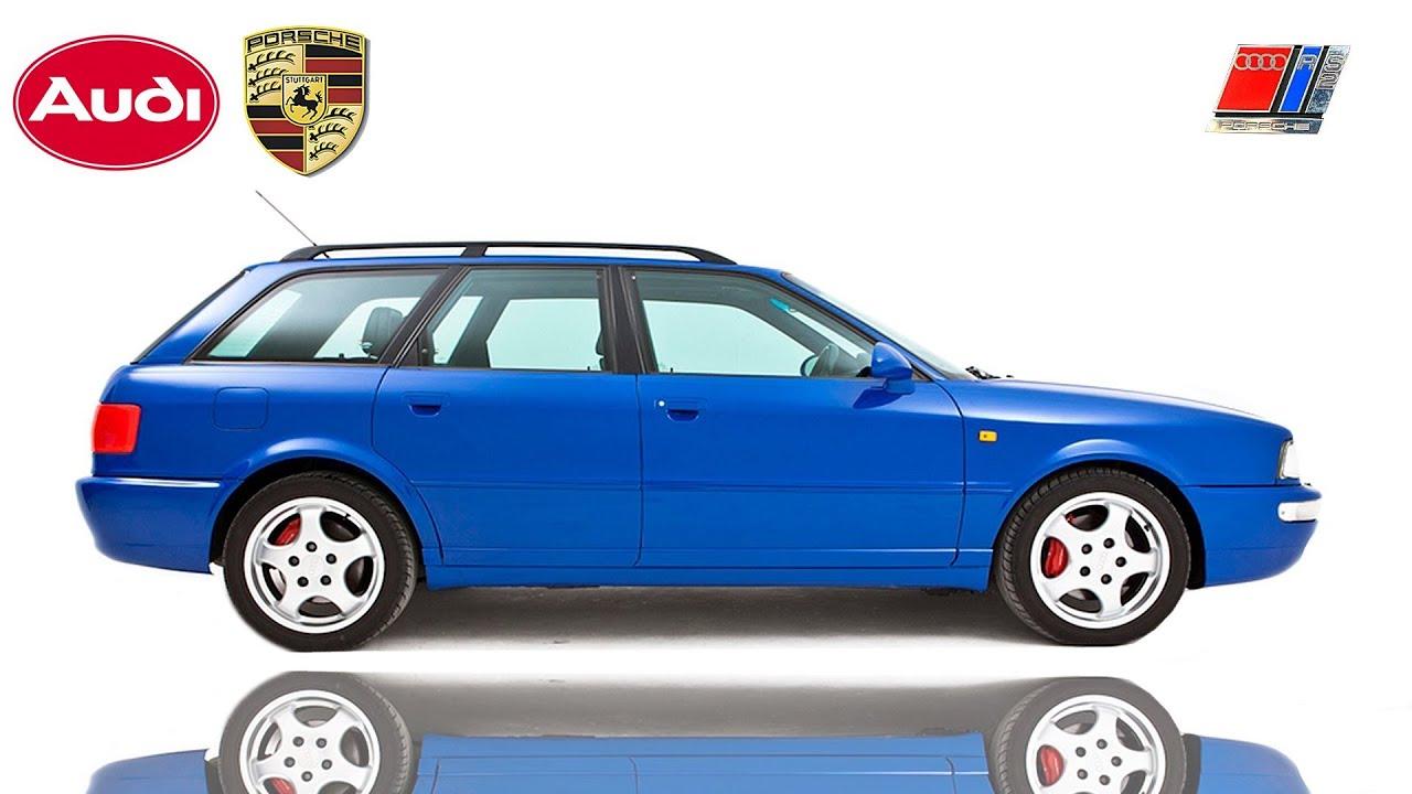 ᴴᴰ 1993 Audi Rs2 Quattro Avant 187 Typ 8c P1 Sport