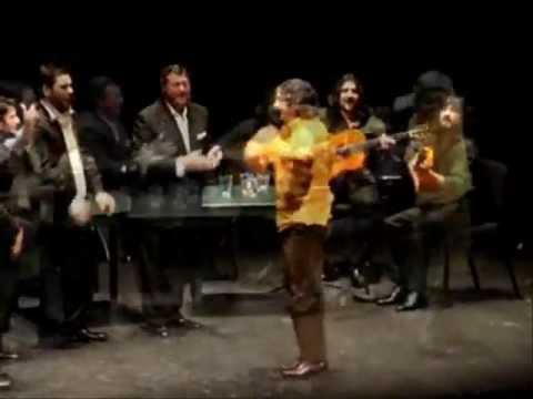 homenaje para mi maestro moraito chico bulerias de jesus agarrado el guardia 2011