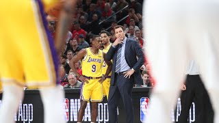 It's official Luke Walton has no idea what he is doing as Lakers beat the Heat