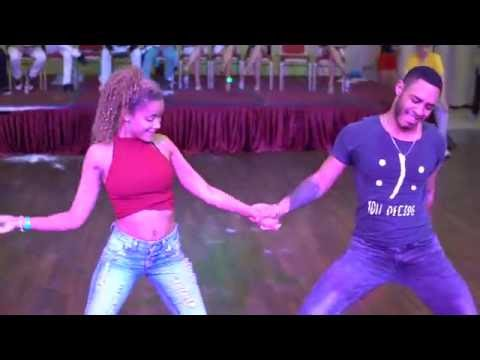 RZCC2016 Fernanda and William in winning J&J performance ~ video by Zouk Soul