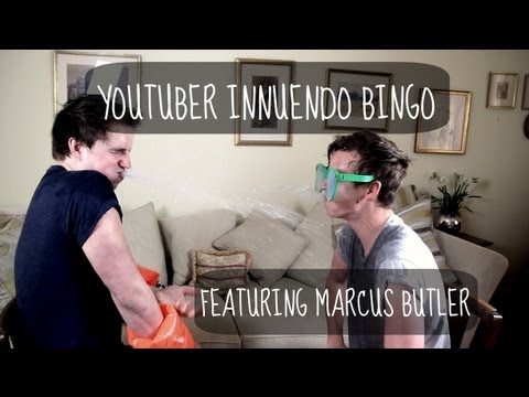 Youtuber Innuendo Bingo With Marcus Butler