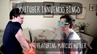 Your Innuendo Bingo With Marcus Butler