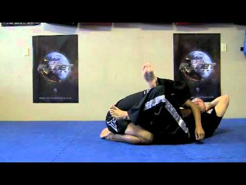 10th Planet Van Nuys: armbar drill push-kick-chop Image 1