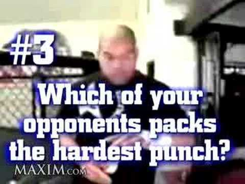 Tito Ortiz in Six Questions Video