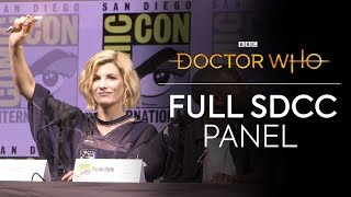 FULL Comic-Con Panel | Doctor Who