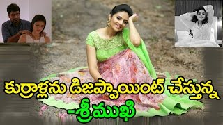 Anchor Sreemukhi Clarity About Her Role In Babu Baga Busy Movie
