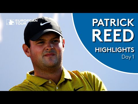 Patrick Reed Highlights   Round 1   2019 KLM Open