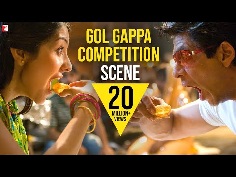 Gol Gappa Competition - Aaj No Limit - Scene - Rab Ne Bana Di Jodi