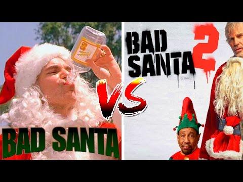 [ОБЗОР] Плохой Санта vs Плохой Санта 2