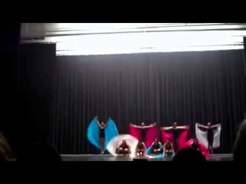 Seagoville High School Spring Show 2013- Skirt