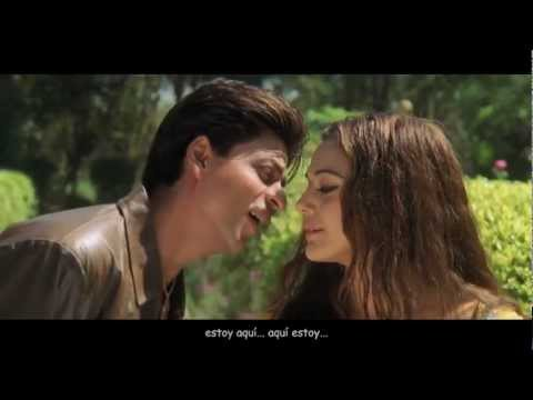 Main Yahaan Hoon - Veer Zaara - Hq  Sub Español video