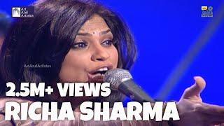 Sufi Song by Richa Sharma | Yaar Teri Pooja Karunga | Indian Music | Idea Jalsa | Art and Artistes