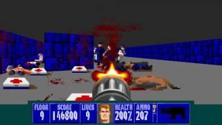 Wolfenstein 3D: The Final Battle!