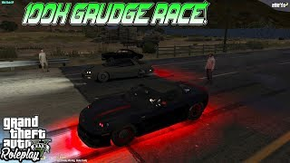 THE ZR1 GOES FULL PULL | 100K GRUDGE RACE | WILD SIDE RP