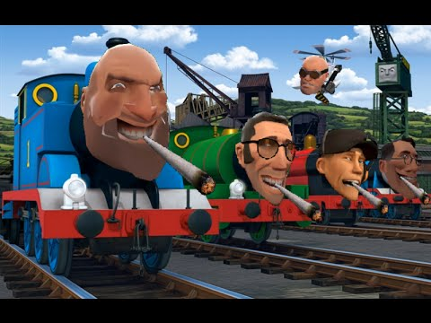 ★ TF2: ♪ Thomas the Tank Engine Theme Rap: Put Dispenser Here (Song/Parody) ♪ ►Team Fortress 2◄