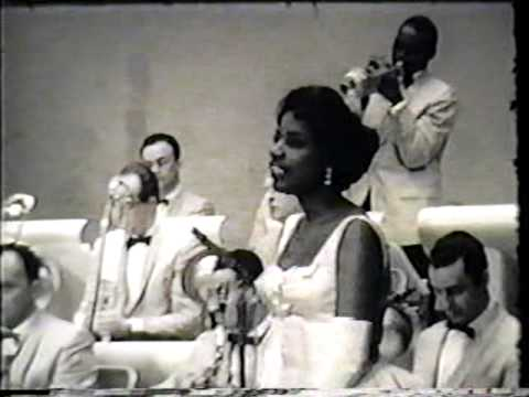 Benny Goodman And His Orchestra Featuring Ethel Ennis 1958