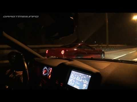 Nissan GT-R vs Lamborghini Superleggera vs Ferrari California Music Videos