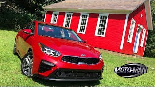 2019 Kia Forte FIRST DRIVE REVIEW: From also ran to moving towards to top of a crowded pack . . .