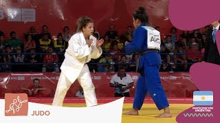 YOG Judo Highlights - Buenos Aires 2018