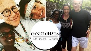 Download Lagu Candice-Marie Fox connects with Graham Hancock Gratis STAFABAND