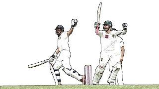 Top 5 batsmen with most Test half-centuries