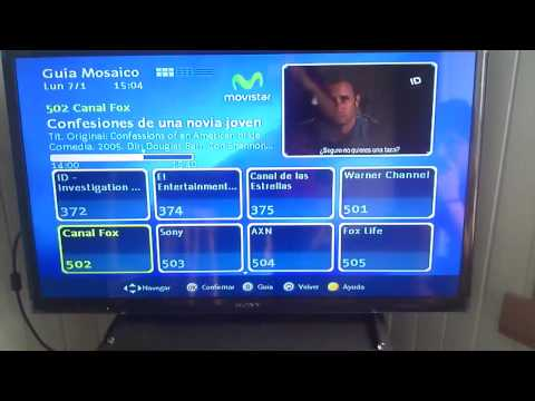 Decodificador Movistar - Claro - Deco Sin Dongle Desbloqueado
