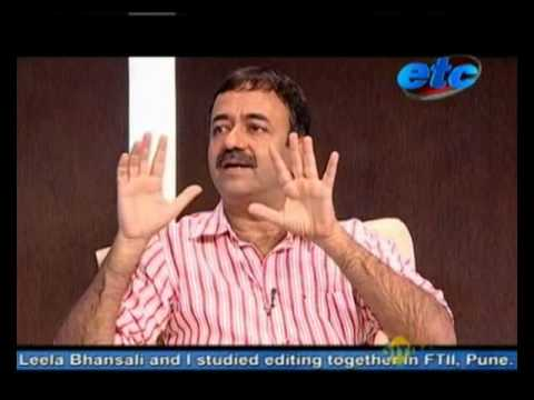 Komal Nahta with Rajkumar Hirani Part - 1
