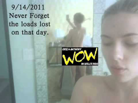 Opie & Anthony - 9/14/11 - Scarlett Johansson nudes change the world