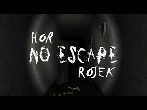 NO ESCAPE - INDIE HORROR GAME - Nagły Atak Fasolki (Horrojki)
