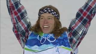 Men's Snowboard Half-Pipe Full Event - Shaun White Gold - Vancouver 2010 Winter Olympics