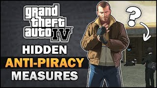GTA IV - Hidden Anti-Piracy Measures - Feat. Spoofer