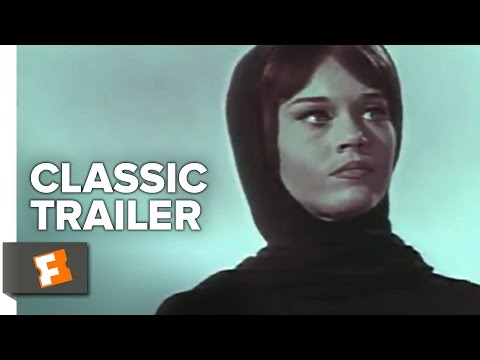 In the Cool of the Day (1963) Official Trailer - Peter Finch, Jane Fonda Movie HD