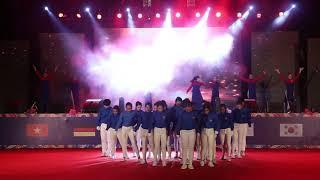 Bước chân thanh niên Flashmob - Giải nhất LHDV 2018   RAINBOW CLUB