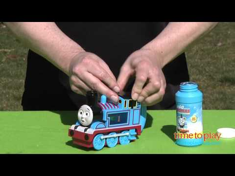 Thomas & Friends Bubble Blowing Thomas From Imperial Toy