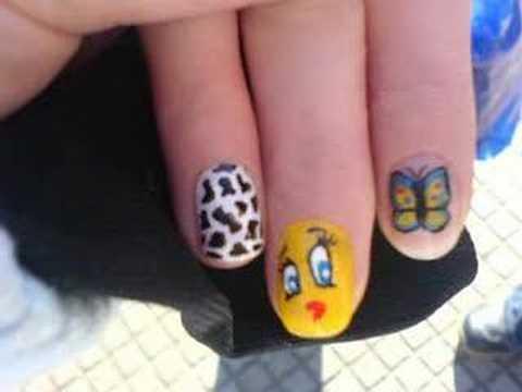 Manicura (decoracion de uñas)