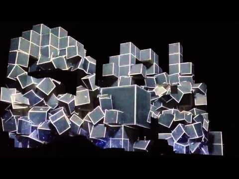 Amon Tobin - ISAM @ Sonar 2012 (HD)