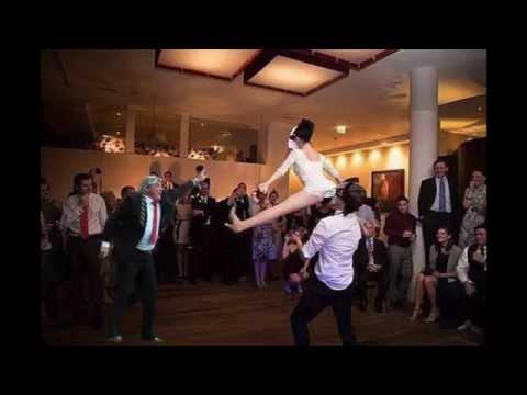 Steve Bruce at Weddings